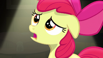 "Apple Bloom ""but this is my home!"" S5E4"