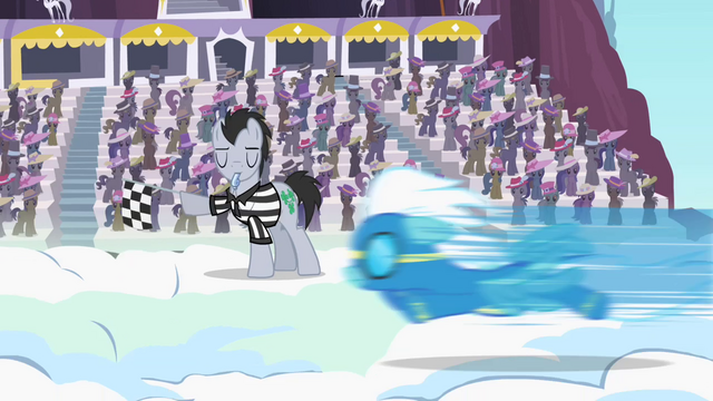 File:Fleetfoot wins the Wonderbolts derby S2E9.png