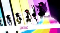 "Rainbow Rocks opening sequence ""Starring"" screen EG2"