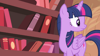 Twilight hears Discord S4E11