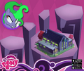 Mane-iac Lair MLP Mobile game.png