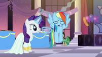Rainbow feeling disappointed S5E15