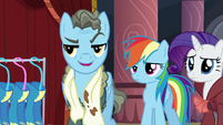 """Wind Rider """"is the ice iris in the Crystal Mountains"""" S5E15"""