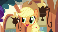 Applejack 'And we will make it to the Games' S4E10