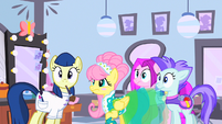 Fluttershy & group Go! S1E20
