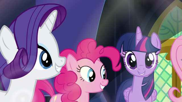 File:Rarity, Pinkie, and Twilight singing S4E26.png