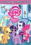 Exploring The Crystal Empire DVD cover