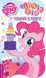 MLP Pinkie Pie Throws a Party storybook cover