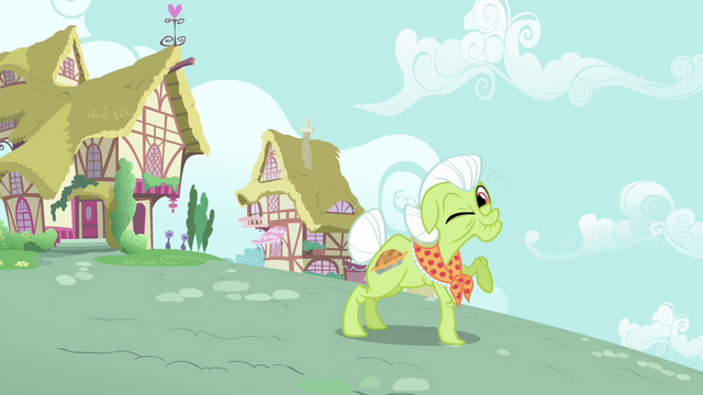 File:Granny Smith winks S3E6.png
