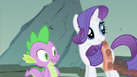 Rarity with those! S1E19