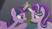 "Twilight ""didn't want you to make friends"" S6E6"