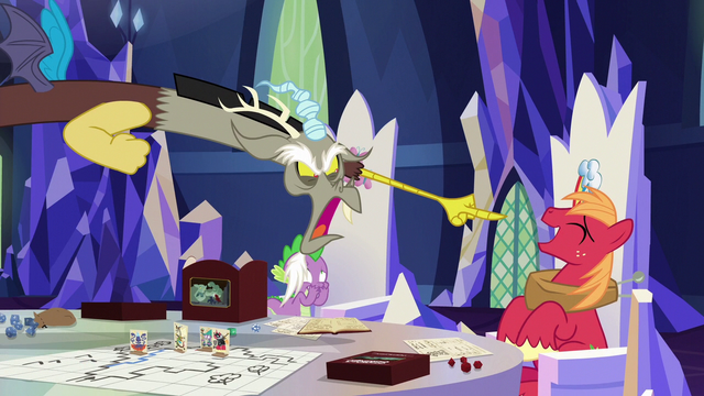 "File:Discord ""don't you laugh at me, Big Mac!"" S6E17.png"