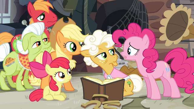 File:Pinkie Pie 'Am I not an Apple after all' S4E09.png