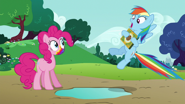 File:Rainbow Dash aghast at Pinkie's words S6E15.png
