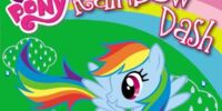 Rainbow Dash and the Daring Do Double Dare