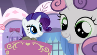 Sweetie Belle Toast S2E5