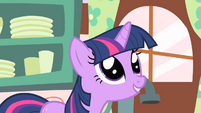 Twilight Sparkle having an idea S1E20