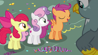 """Scootaloo """"promise us one other thing"""" S6E19"""