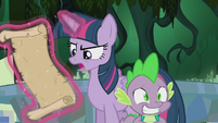"Twilight ""don't want to live in that awful future"" S5E25"
