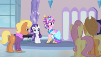 Princess Cadance is going on S3E12