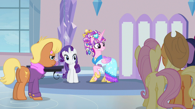 File:Princess Cadance is going on S3E12.png