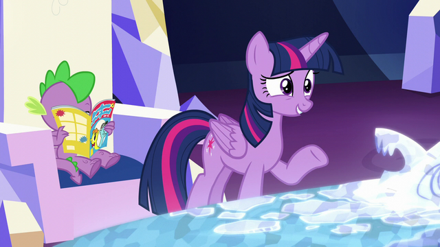 "File:Twilight ""you may be more of a country pony"" S5E16.png"