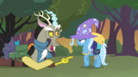 "Discord ""It's not like you're going to stop the changelings"" S6E26"