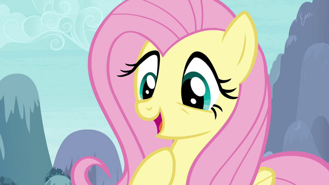 "File:Fluttershy ""you speak my language too"" S4E16.png"