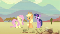 Fluttershy being soppy S2E14