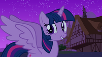 Twilight anxious grin S03E13