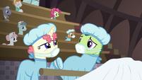 """Masked Nurse """"I think she said 'gasket mites'"""" S6E23"""