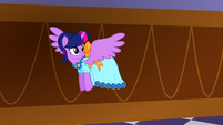 Twilight confused S5E7
