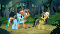 """Rainbow Dash """"what about you?"""" S6E13"""