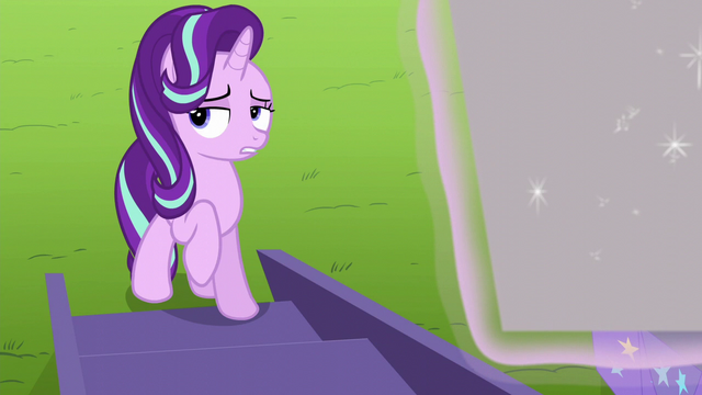 """File:Starlight """"this incredibly important dinner"""" S6E6.png"""