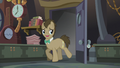 Dr. Hooves enters his lab S5E9.png