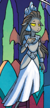 FIENDship is Magic issue 2 Queen Haydon.png