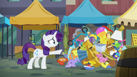 "Rarity ""all of this...!"" S6E3"