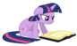 FANMADE absured res twilight sparkle vector