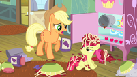 "Applejack ""This is worse than I thought!"" S4E17"