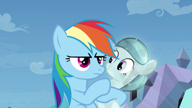 File:Rainbow Dash suddenly serious S03E12.png