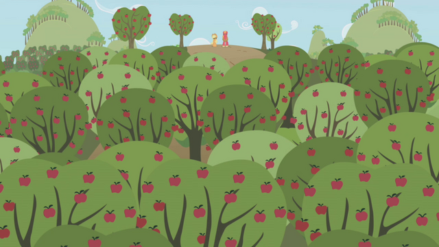 File:Applejack beholding bumper crop of apples S1E04.png
