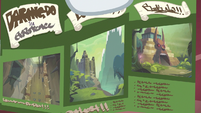 Daring Do The Experience pamphlet S6E13