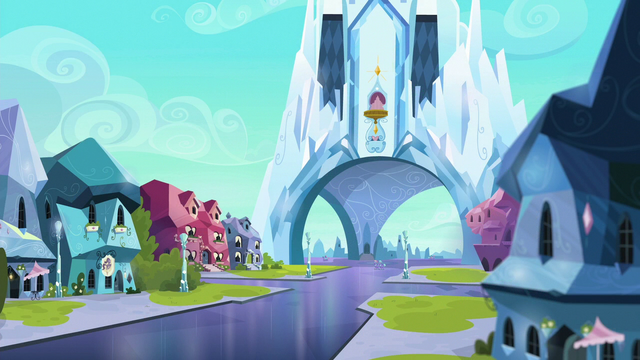 File:Crystal Empire palace exterior S6E16.png