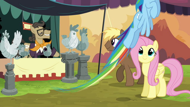 File:Fluttershy watches Rainbow take off S4E22.png