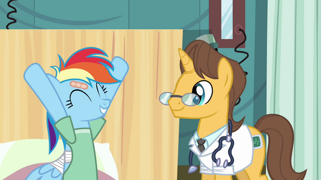 File:Rainbow Dash goodmorning S02E16.png