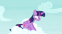 "Twilight ""almost slammed into that"" S4E21"
