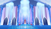 Crystal Castle Foyer S3E12