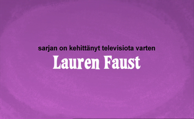 File:Developed for TV by Lauren Faust Credit - Finnish (DVD).png