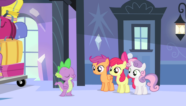"File:Spike ""easy, peasy, cider squeezy"" S4E24.png"