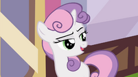 "Sweetie ""about inviting Twilight out for a meal"" S4E15"